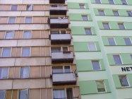 Zateplení bytových domů Netolická