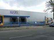 skladovací hala K-Rent